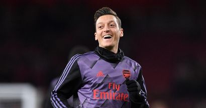Ozil: 'I want to play football in Turkey and USA before I retire'