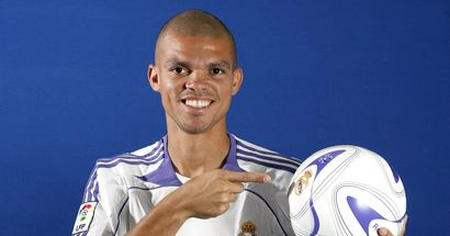 'It's like that? F*** me': Pepe tells anecdote about his Real Madrid debut