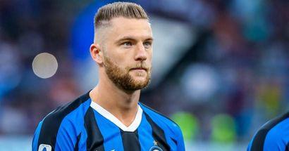Milan Skriniar 'ya no es intocable' en el Inter y el Madrid se mantiene a la expectativa