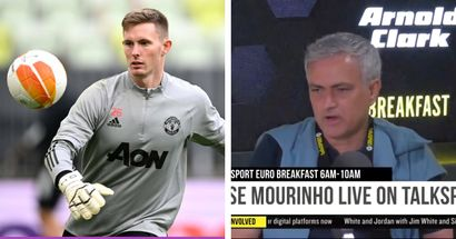 Jose Mourinho singles out 3 key strengths that will turn Henderson into an elite goalkeeper