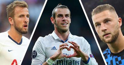 Las 4 mejores ofertas que el Real Madrid puede conseguir simplemente intercambiando a Gareth Bale