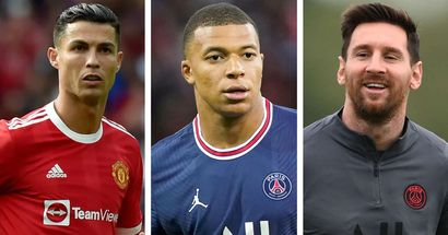 The 10 most valuable players in world football revealed – no place for Messi or Ronaldo