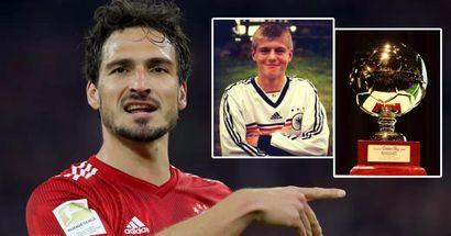 Mats Hummels nombra a los 4 mejores jóvenes con los que ha jugado