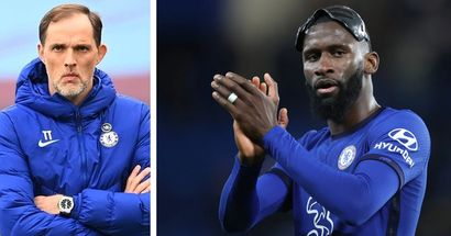 Rudiger 'no closer' to signing new Chelsea contract, could leave in 2022: The Athletic (reliability: 5 stars)