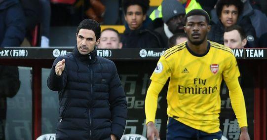 Arteta backs Maitland-Niles to be important player for Arsenal