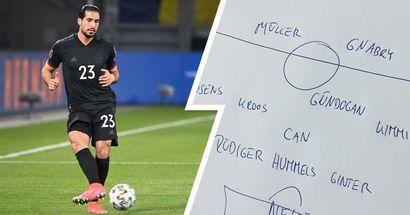 Emre Can dabei: Bastian Schweinsteiger teilt seine Wunsch-Elf für das Spiel gegen Frankreich mit