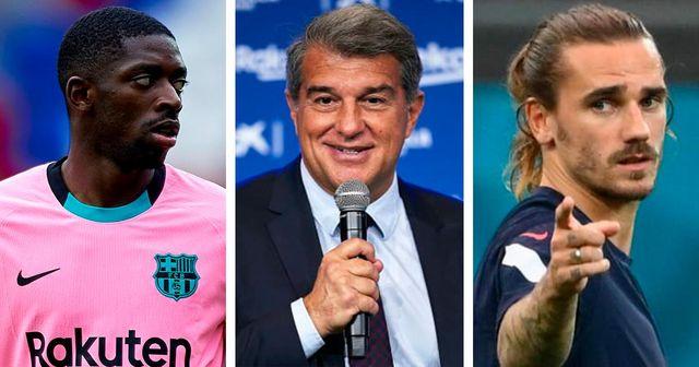 يشرح لابورتا مشاركة برشلونة في الدوري الممتاز و 3 قصص كبيرة أخرى قد تهمك