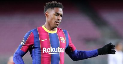Junior Firpo attracts interest from Italy, Barca slap price tag (reliability: 4 stars)