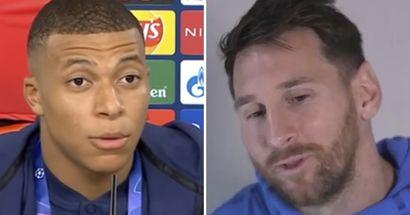 Messi: '¿Mbappé? Habla un español perfecto'