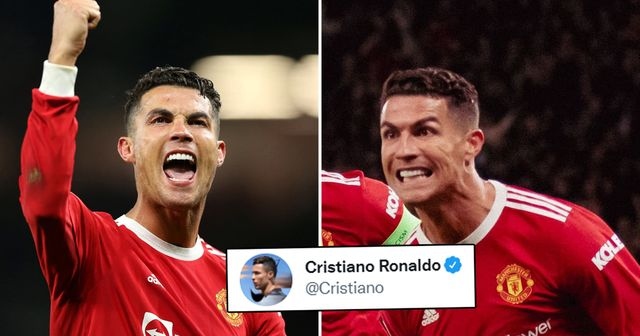 'The Theater Of Dreams is on fire!': Ronaldo takes to social media after Atalanta drama