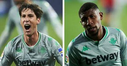 El Barcelona cederá a Miranda al Betis, pero aún no se decide qué hacer con Emerson (fiabilidad: 4 estrellas)