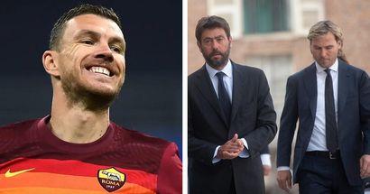 Dzeko può arrivare alla Juventus, ma ad una sola condizione: si attendono sviluppi da Roma