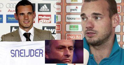 La leggenda dell'Inter Wesley Sneijder: 'Al Real Madrid, la mia migliore amica era la bottiglia di vodka'