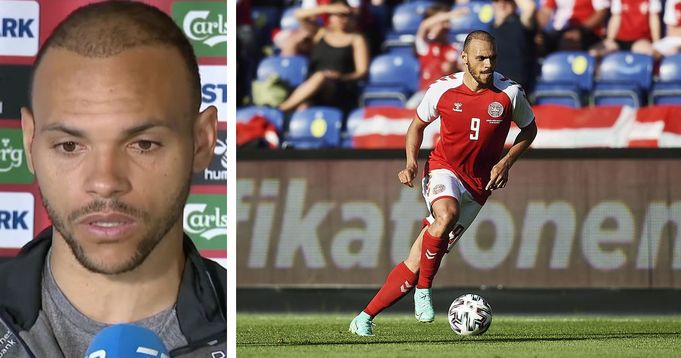 'Many were not in a condition to play': Braithwaite on resuming Finland match after Eriksen collapse