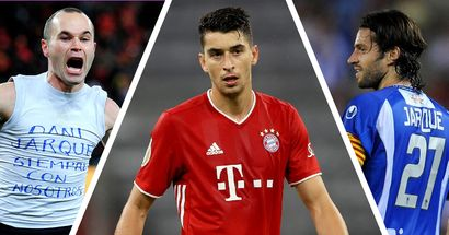Roca enthüllt den traurigen Grund, warum er bei Bayern die Rückennummer 21 wollte