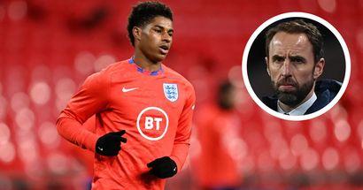 'We're going to assess them': Gareth Southgate confirms Rashford doubtful for England's game vs San Marino