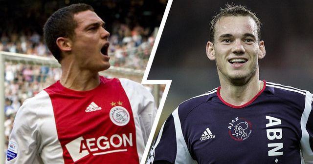 Jeune espoir: Sneijder, Vermaelen et 2 autres que Ronald Koeman a lancé