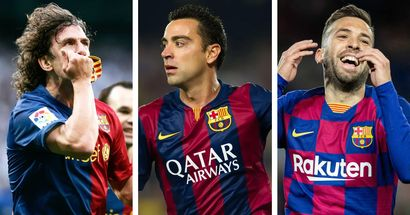 5 Barca players that proved genius is simplicity