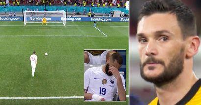 Révélé: ce que Karim Benzema a dit à Hugo Lloris avant le penalty de la Suisse en seconde période