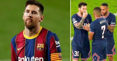 Lionel Messi erklärt einen entscheidenden Unterschied zwischen MSN und Mbappe-Messi-Neymar