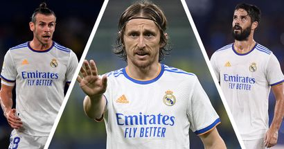 Real Madrid reportedly prepared to offer one-year deal to Modric, no extension for Bale, Isco, Marcelo