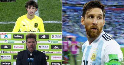 FC Barcelona erwägt angeblich ein Blockbuster-Tauschdeal mit Atletico Madrid
