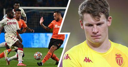 Keine UCL-Erfahrung für Nübel: Monaco scheidet gegen Schachtar aus und wird in der Europa League spielen