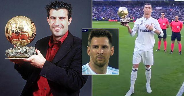 Révélé: top 6 des pays avec le plus de Ballon d'Or–le Portugal de CR7 a battu Zidane et Messi