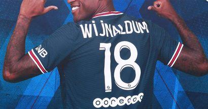 Wijnaldum portera le numéro 18, le maillot de Kean qui s'éloigne de plus en plus du PSG