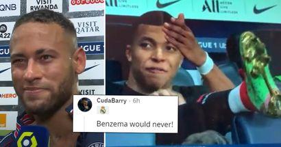 'Problemas en el paraíso': Así se quejaba Mbappé de Neymar en el banquillo