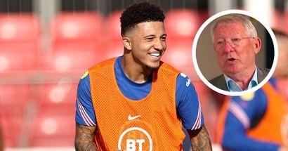 Sir Alex gives his verdict on United target Jadon Sancho