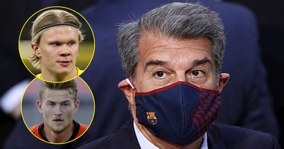 Laporta promises 2 or 3 more signings –who are they? You asked, we answered