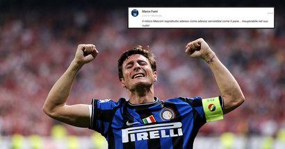 """""""Zanetti sicuro, ma un altro ci servirebbe come il pane!"""": i tifosi dell'Inter svelano chi vorrebbero ancora in squadra"""