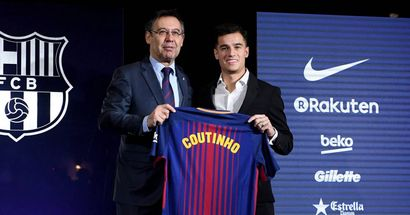 Accounts show Barca owe €126m to 19 other clubs for transfers, must pay €29m for Coutinho