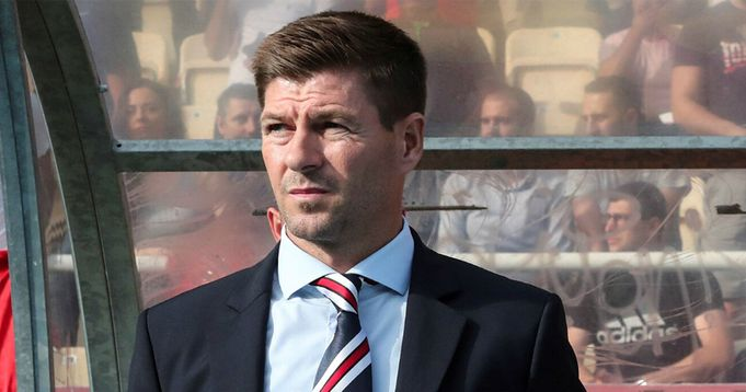 'That's probably what he's striving for': Rangers striker Jermaine Defoe predicts Steven Gerrard's return to Anfield as manager