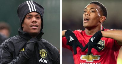 L'Equipe: Martial resumes Man United training, could be available after Aston Villa game