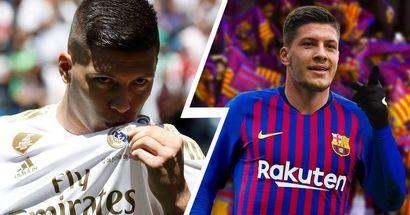 Las razones por las que el Barça descartó a Jovic