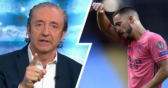 Pedrerol: Hazard no longer untouchable, will be sold this summer on one condition