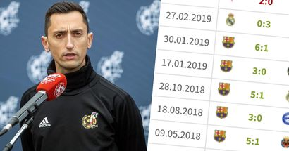 Name of Barca-Real referee unveiled –Real Madrid won just one Clasico with him in charge