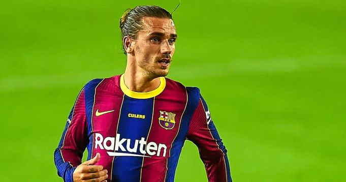 Stats Prove That Griezmann Is Right To Complain About His Position Antoine Is Deadly As A