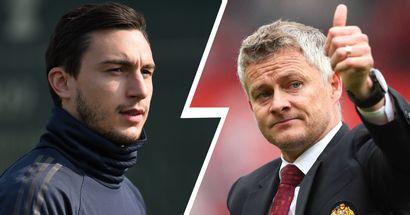 Matteo Darmian backs Man United to hand Ole Gunnar Solskjaer long-term contract