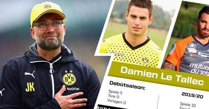 Schmelzer, Le Tallec und noch 10 Youngsters, die unter Jürgen Klopp debütierten: Wo sind sie jetzt?