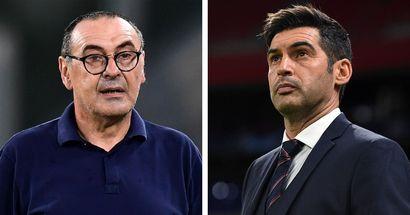 Sarri e non solo: la Roma pensa anche ad un ex tecnico della Premier League per il dopo Fonseca