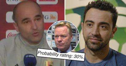 8 entraîneurs qui pourraient remplacer Koeman au Barça – avec cotes de probabilité