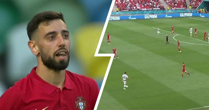 Bruno's huge role in Portugal's winning goal vs Hungary explained