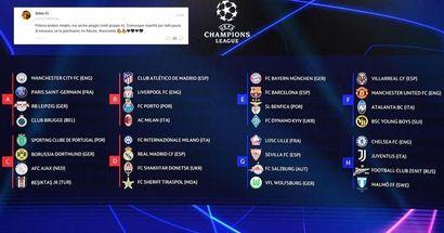 """""""Rispetto per tutti paura di nessuno"""", la reazione dei tifosi rossoneri al girone di Champions League"""