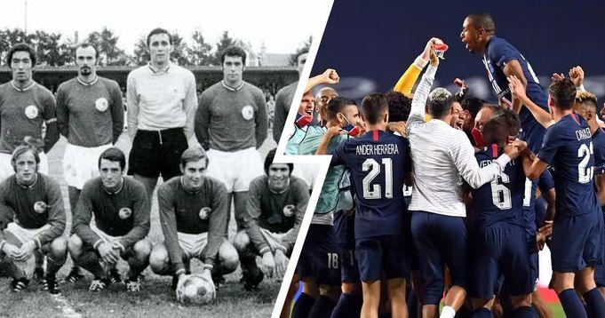 Le 23 Août 1970, 50 ans jour pour jour, le PSG jouait son premier match officiel