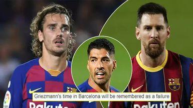 ¿Cómo se recordará la etapa de Griezmann en el Barça si se va? Tú preguntaste, nosotros respondimos