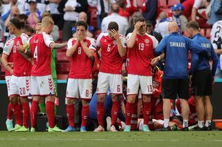 """Danish FA demand UEFA changes after """"wrong decision"""" to resume Finland match"""
