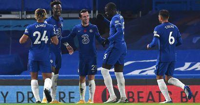 OFFICIAL: Chelsea XI vs Tottenham confirmed